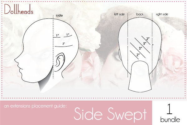 dollheads Side swept diagram.png