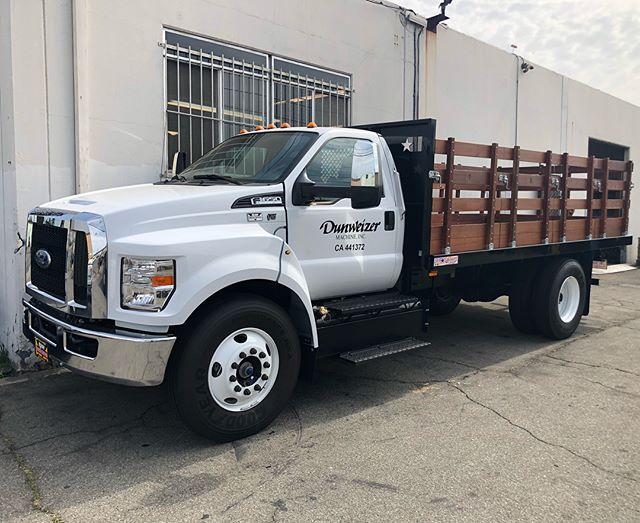 New truck looking good!!!! #jobshop #machinistlife #machining