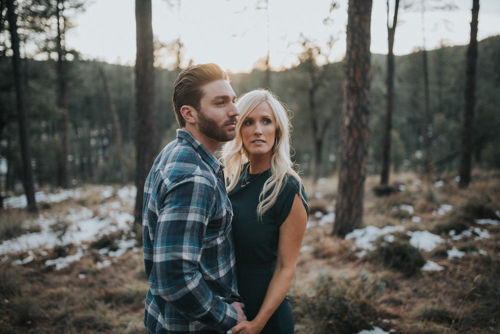Briana + Logan | Payson Engagement