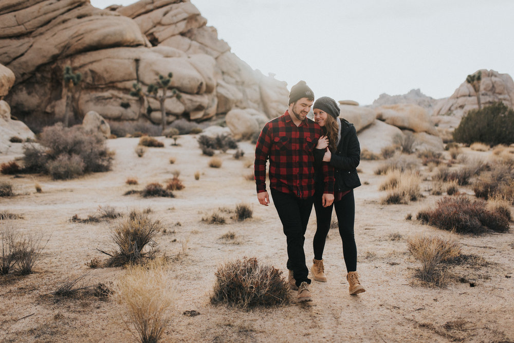 Cody + Allison | Joshua Tree Proposal