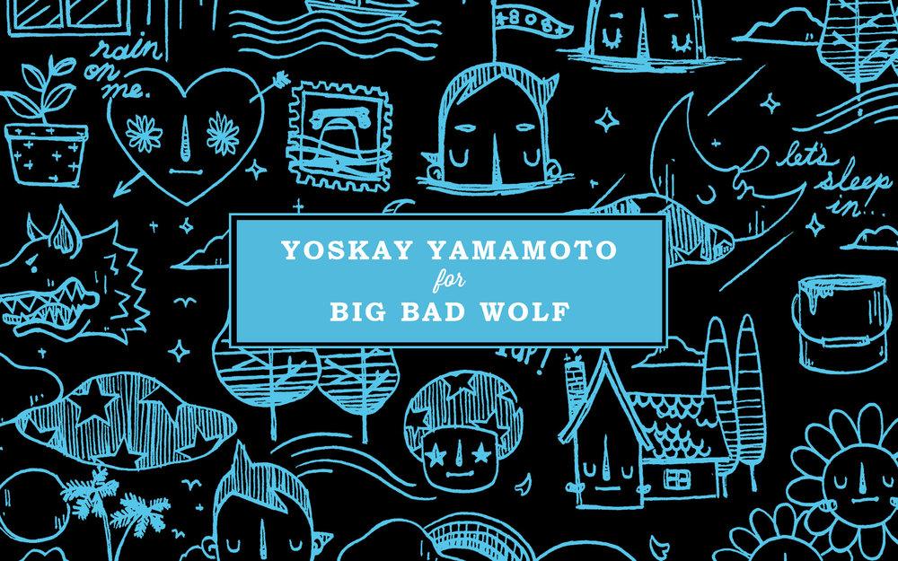 Month October 2014 Artist: Yoskay Yamamoto // Tokyo, Japan
