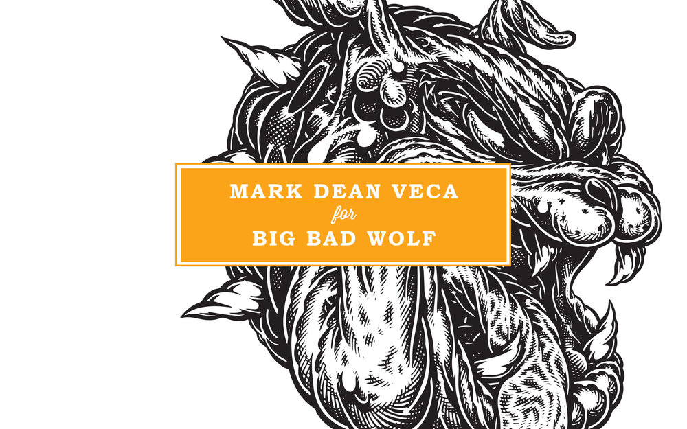 Month December 2016 Artist: Mark Dean Veca/ Los Angeles