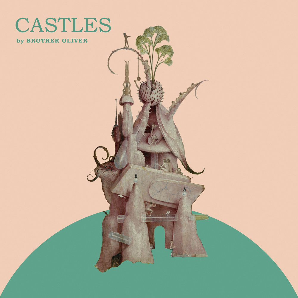 "Brother Oliver's new single, ""Castles"", now a  vailable!"