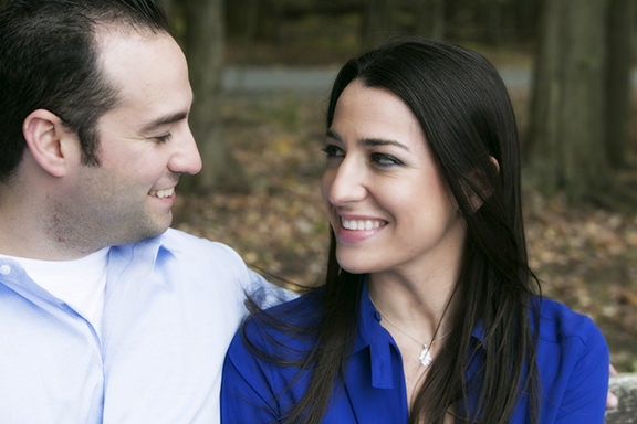 Engagement Shoot @ Rockland Lake