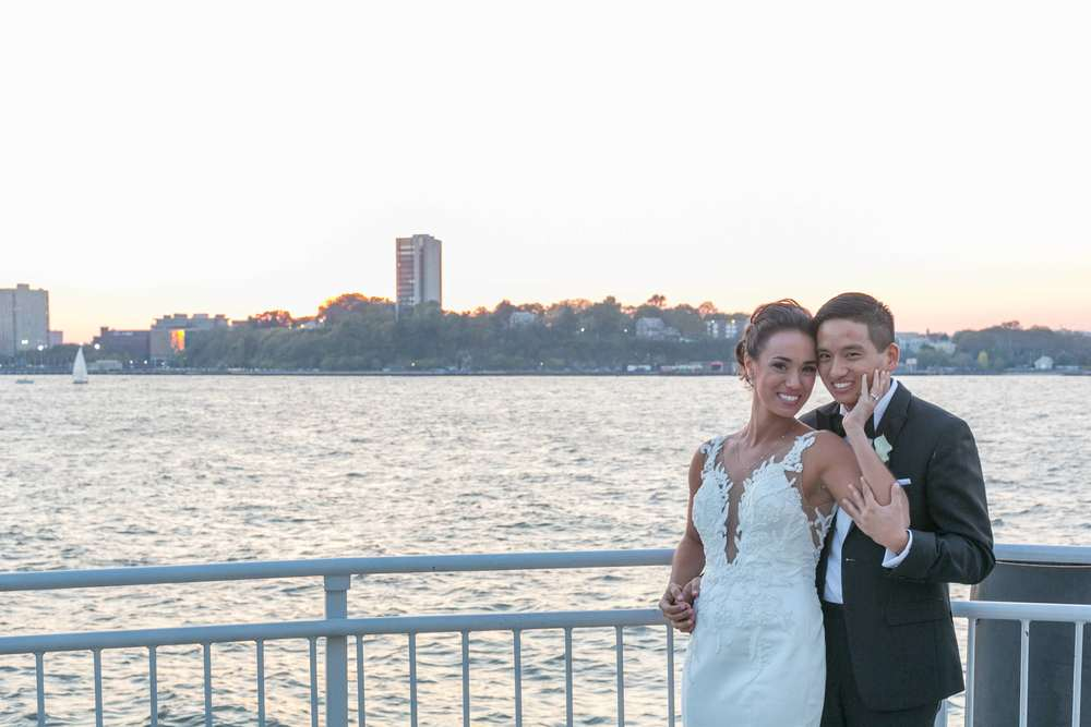 Wedding @ the Lighthouse in Chelsea Piers