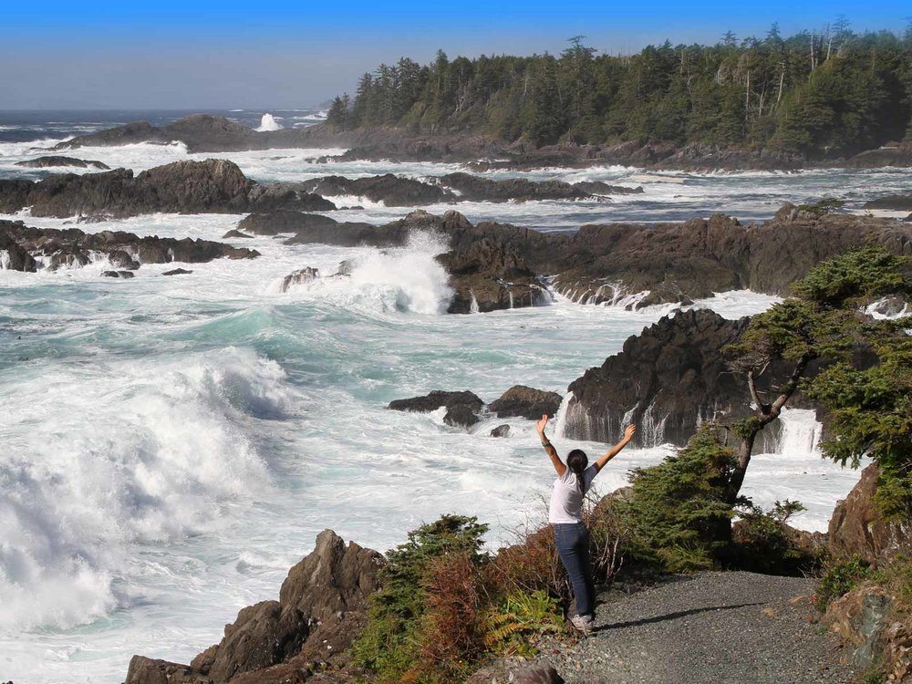 Wild Pacific Trail - Ucluelet