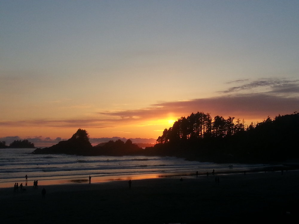 LONG BEACH - TOFINO, BC