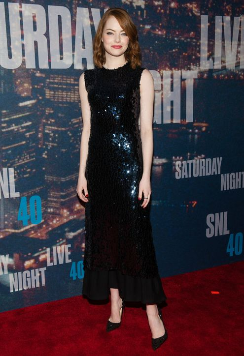 emma-stone-black-sequin-dress-snl-40th-anniversary-party-2015-h724.jpg