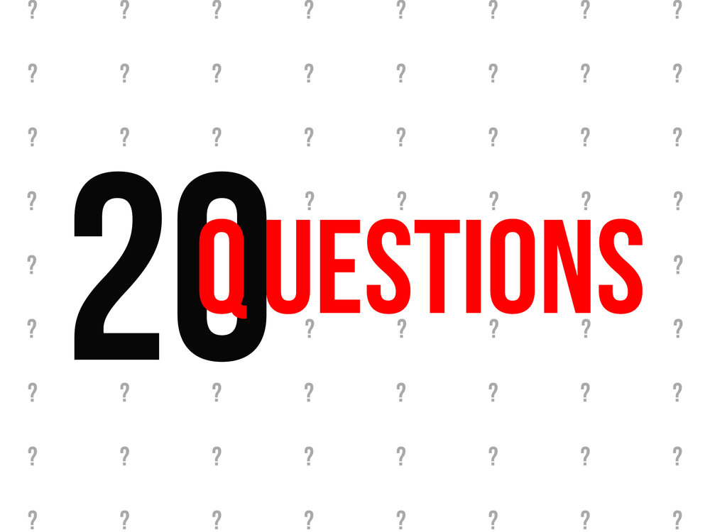 Click on the image to begin the 20 question survey