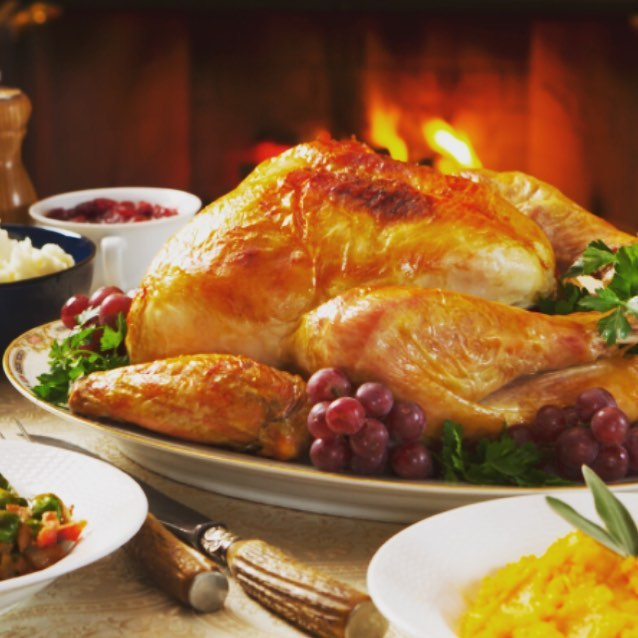 """Come and join RED for our post-thanksgiving meal tonight!!! This will also be your chance to say """"until next time"""" to Tyson, Abbie and Ava! 🤙🤙🤙🤚✋🙆♂️🦃🍽🍩🍦 #onelasttime #feastfortheages #RED"""