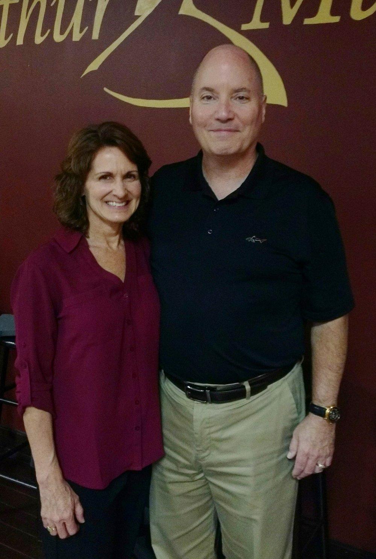 Meet Dave & Shirley!