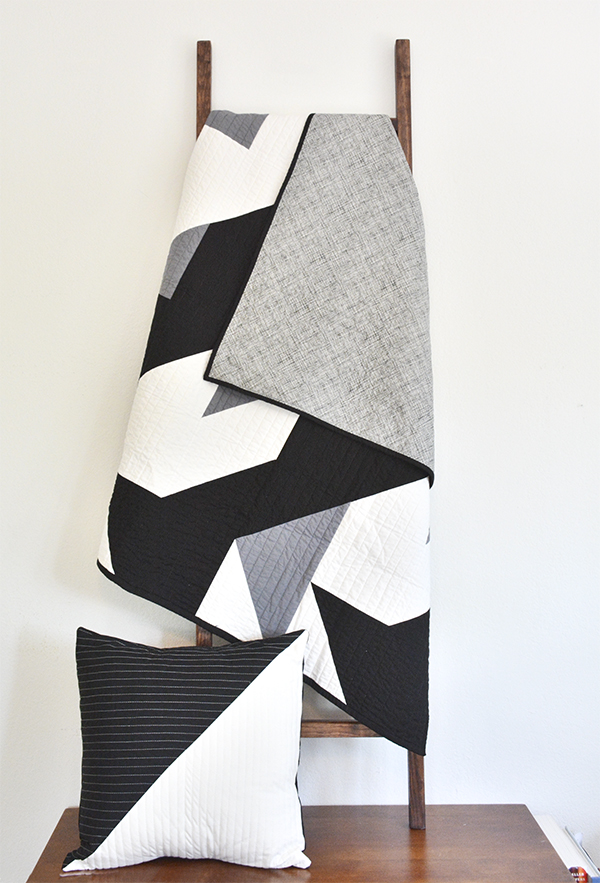 Initial K Studio Quilt
