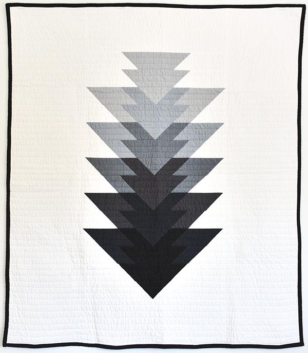 Initial K Studio Arrowhead Quilt