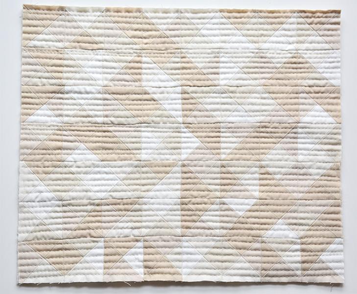 Initial K Studio Quilt Maquette - Neutrals