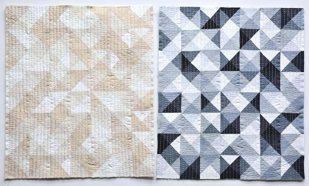 Initial K Studio Quilt Maquettes