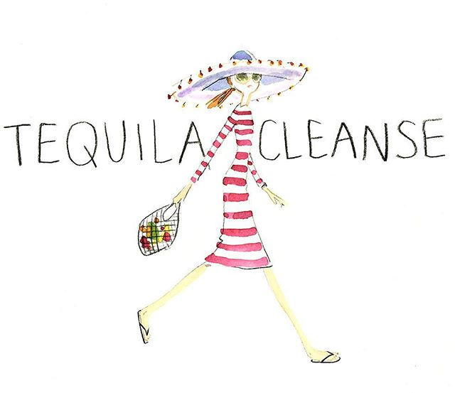 start the holidays with a little tequila cleansing 5:30 tonight at Bird in Brooklyn @shopbird