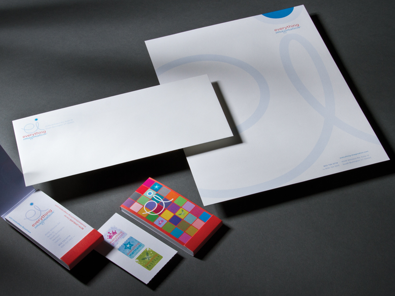 Everything Imagination | Stationery System