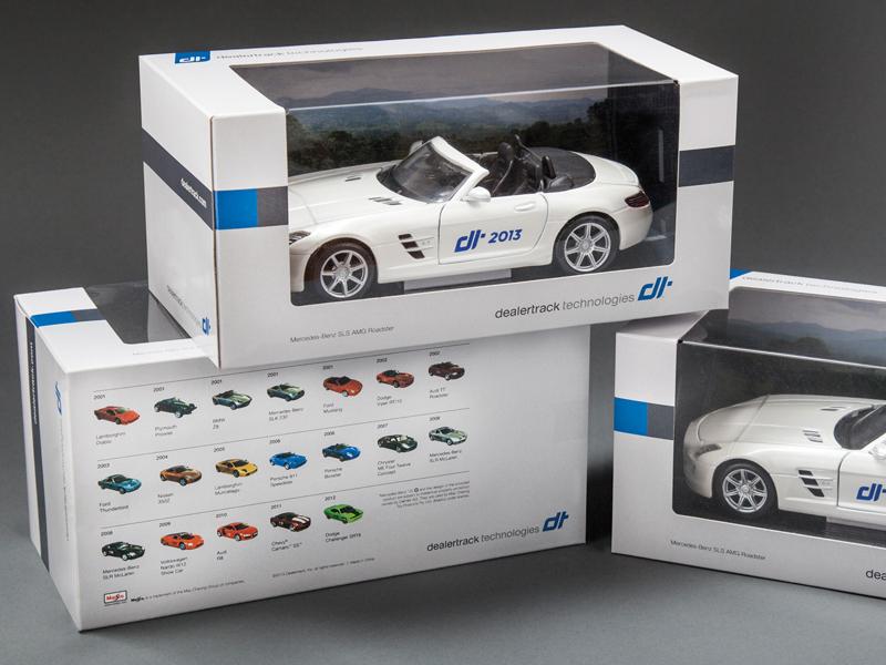 Dealertrack Technologies | 2013 Branded Promotional Packaging