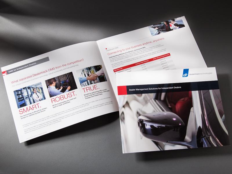 Dealertrack Technologies | Dealer Management Solutions for Independent Dealers Brochure