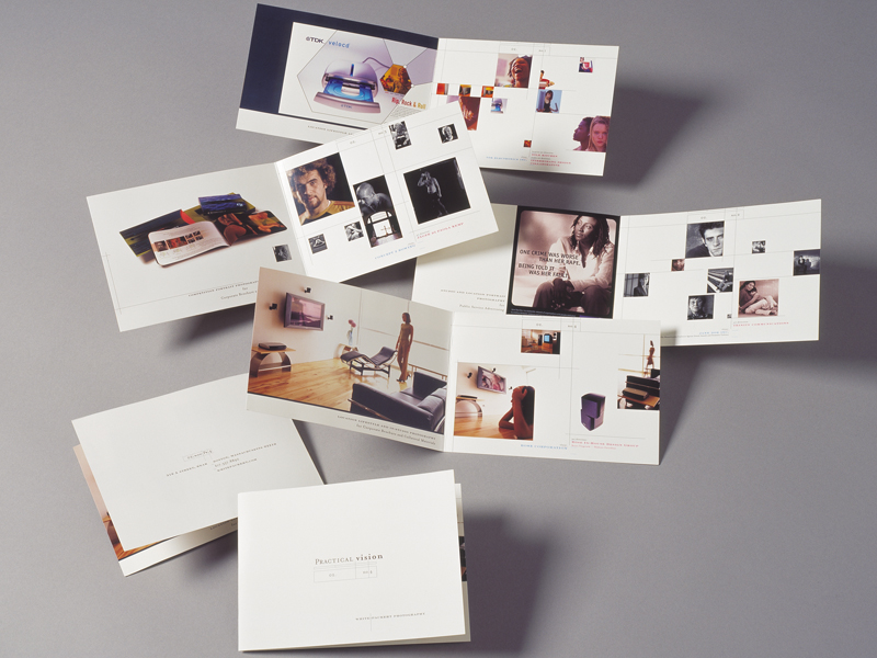 White Packert Photography | Practical Vision Postcard Series