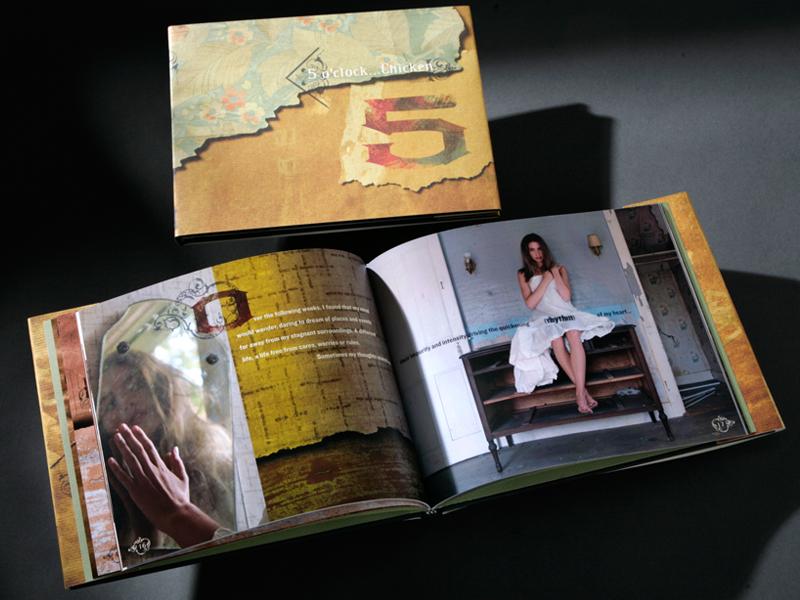 Packert Photography | '5 o'clock… Chicken' Book