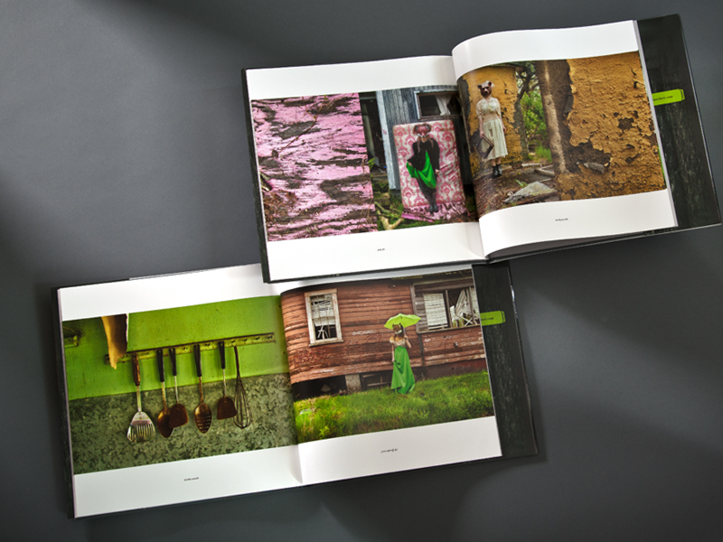 Packert Photography | 'Animal Instincts' Book Design
