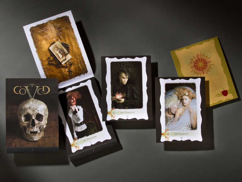 Packert Photography | Coven Promotion Design