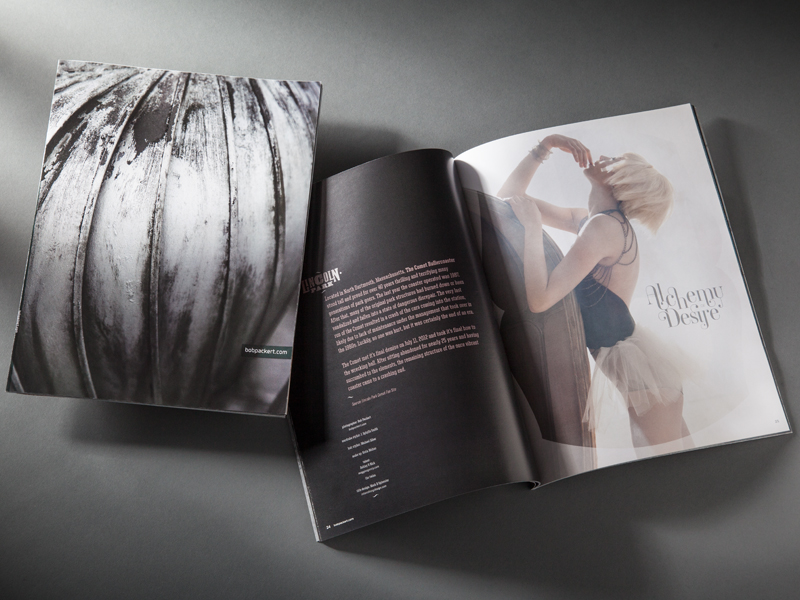 Packert Photography | Packert Magazine Design, Volume 2