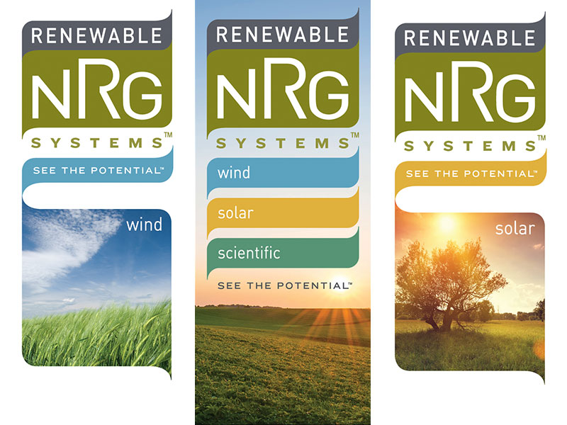 Renewable NRG Systems | Pull-up Banner Designs