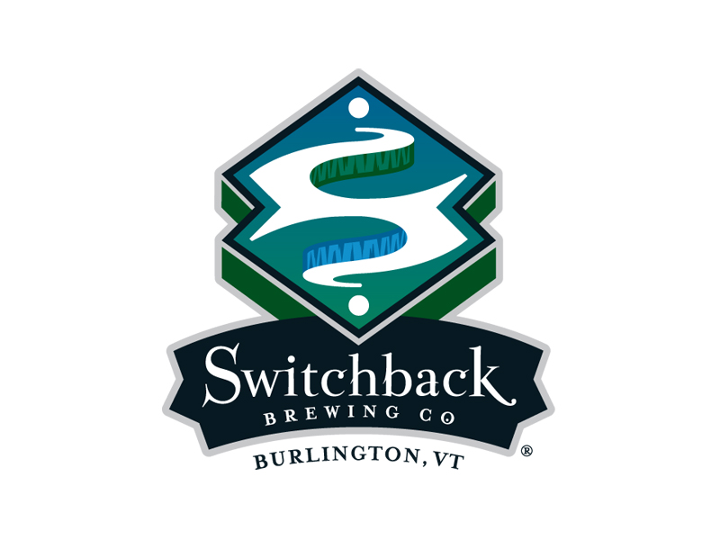 Switchback Brewing Co. | Logo Design