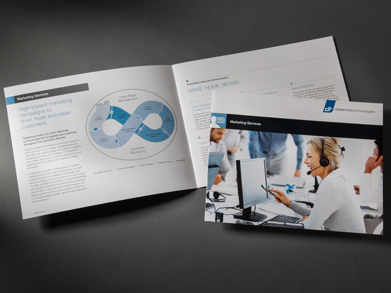 Dealertrack Technologies | Marketing Services Brochure