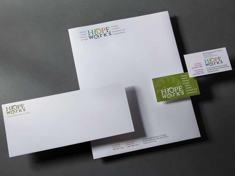 HOPE Works | Stationery Package