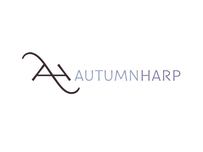 Rebranding Logo Design for Autumn Harp