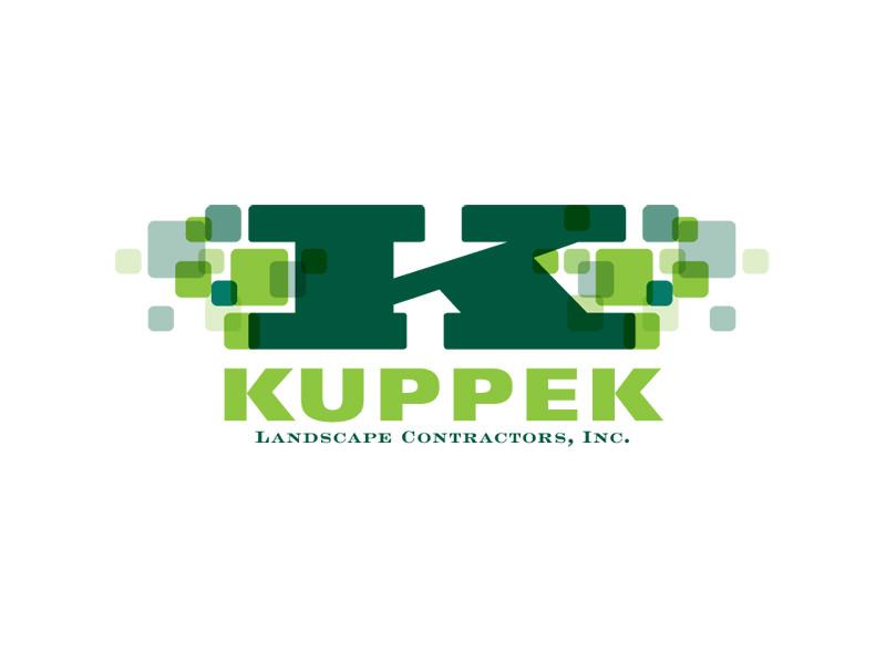 Logo Design for Kuppek Landscaping by Interrobang Design