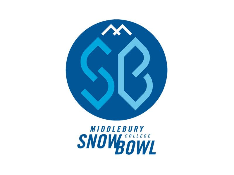 Logo Design for Middlebury Snowbowl, Middlebury Vermont, by Interrobang Design