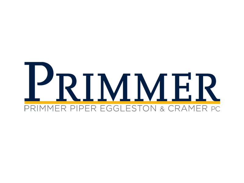 Logo Design for Primmer, Burlington Vermont, by Interrobang Design