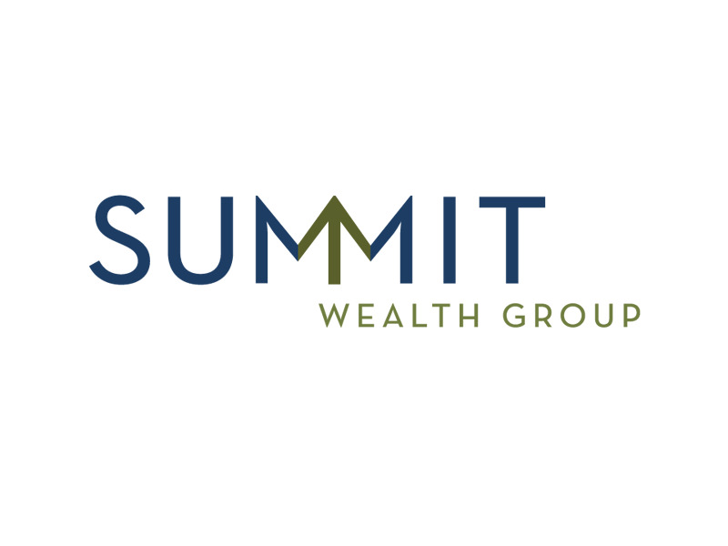 Logo Design for Summit Wealth Group by Interrobang Design