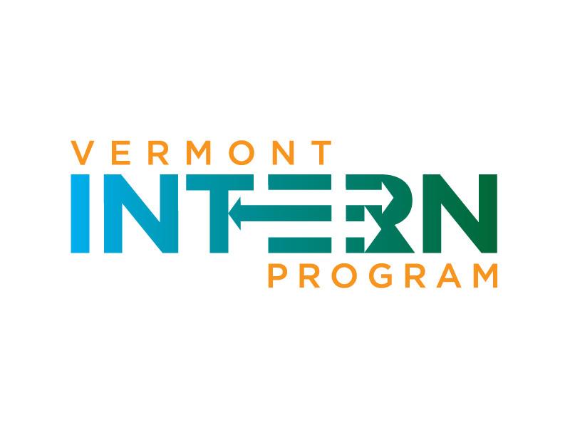 Logo Design for Vermont Intern Program, Burlington Vermont, by Interrobang Design