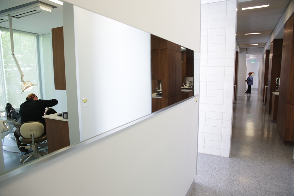 Northshore Dental #smilenorthshore Mirror