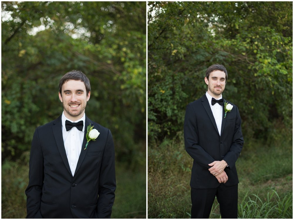 groom in fall