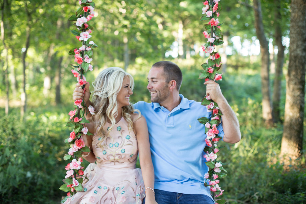 rose swing engagement