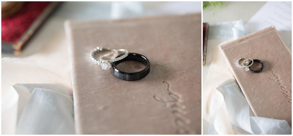 BRIDAL DETAILS, RINGS