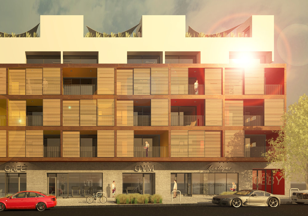 WEST HOLLYWOOD | PROJECT IN DEVELOPMENT