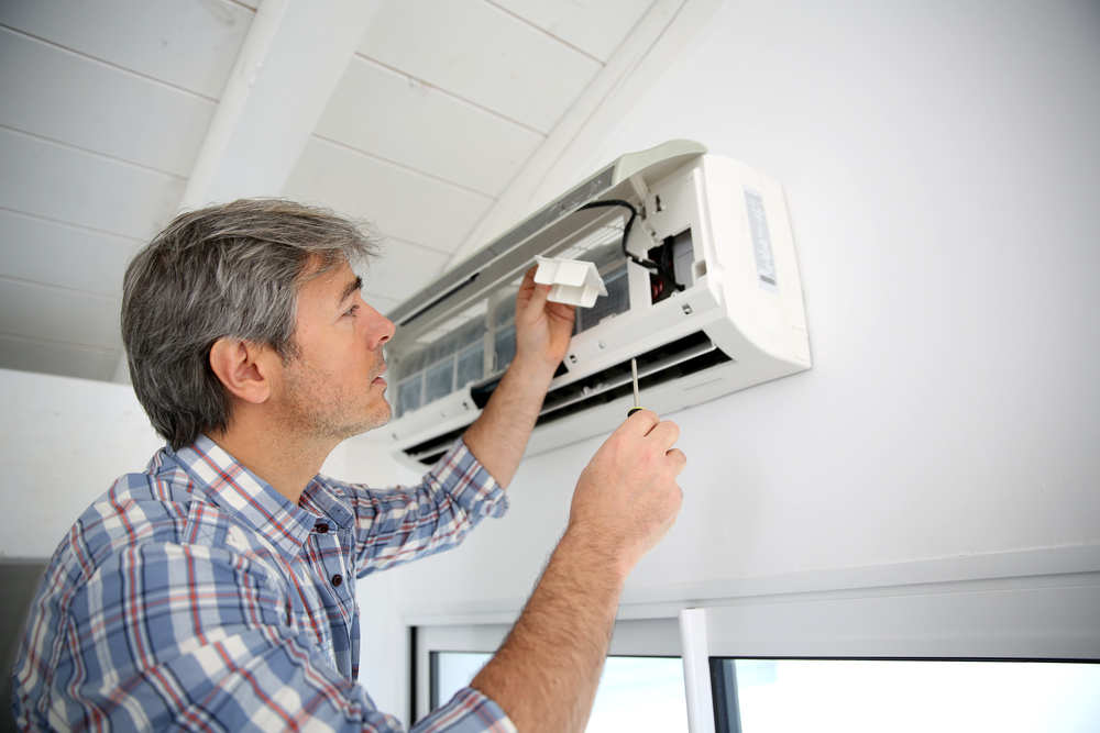 air conditioning installation technician california energy services