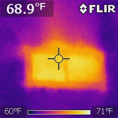 infrared image california energy services