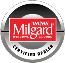 milgard certified dealer logo California Energy Services