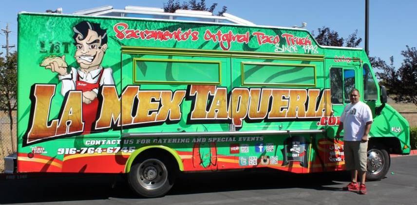 Food Trucks In Sacramento Area