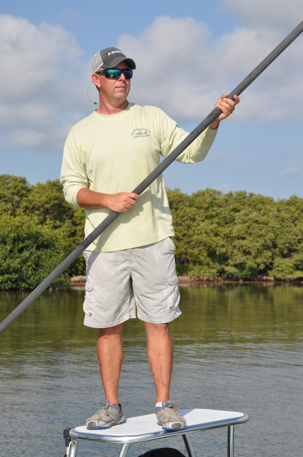Captain Mark Gilman, Islamorada, FL