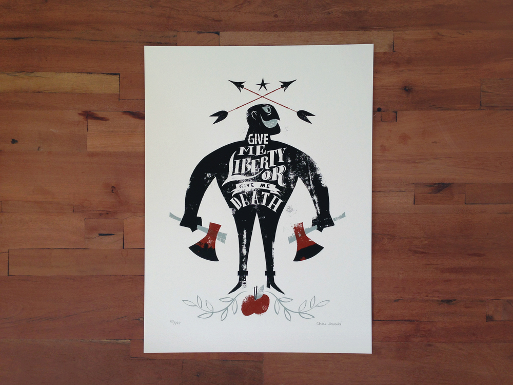 Liberty Screenprint