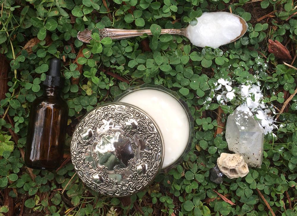 Lavender Peppermint Natural Deodorant Cream